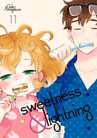 Sweetness and Lightning Tome 11