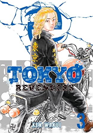 Tokyo Revengers Tome 3