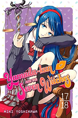 Yamada-kun and the Seven Witches Vol. 17-18