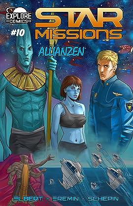 Star Missions - German #10