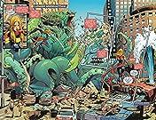 Captain Marvel: Start Here Sampler 2019