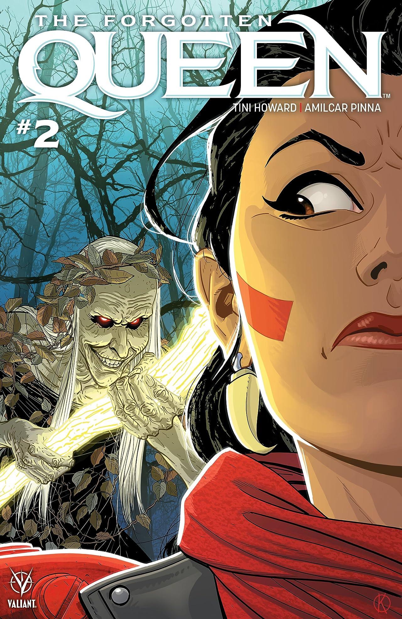 The Forgotten Queen #2 (of 4)