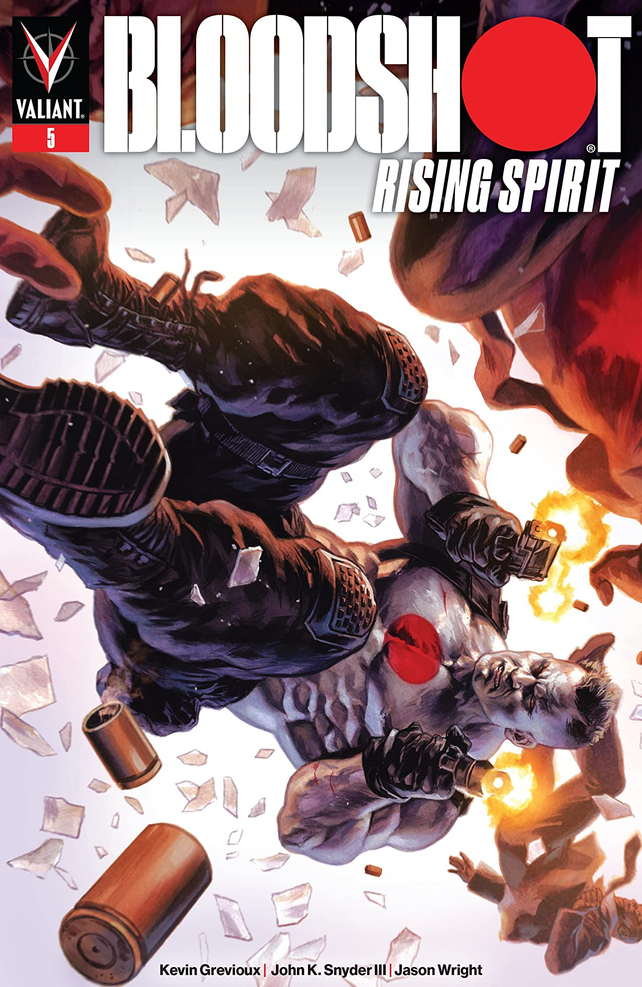 Bloodshot Rising Spirit #5