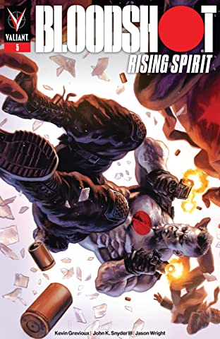 Bloodshot Rising Spirit No.5