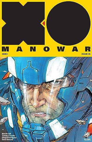 X-O Manowar (2017) #25