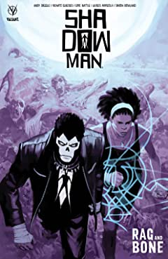 Shadowman (2018): Rag and Bone Vol. 3