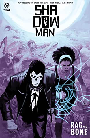 Shadowman (2018): Rag and Bone Tome 3