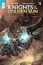 Knights of the Golden Sun #4