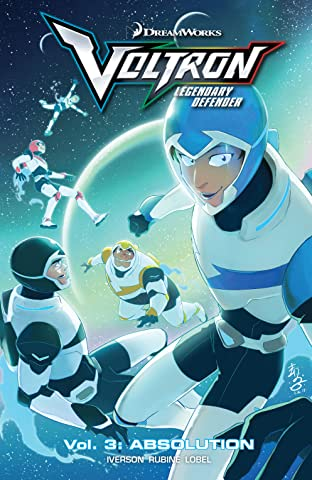 Voltron: Legendary Defender Vol. 3: Absolution