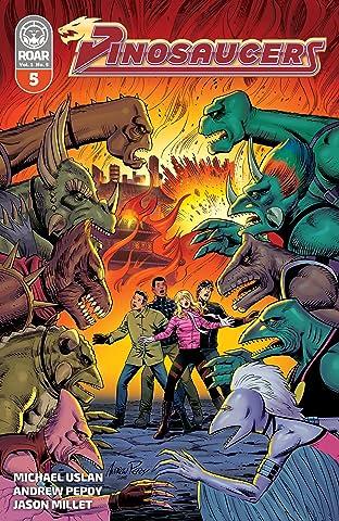 Dinosaucers #5
