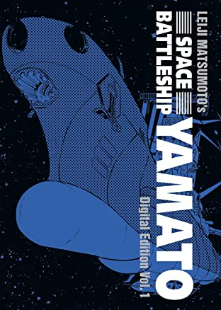 Space Battleship Yamato: Digital Edition Tome 1
