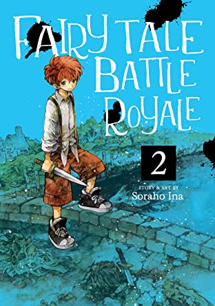Fairy Tale Battle Royale Tome 2