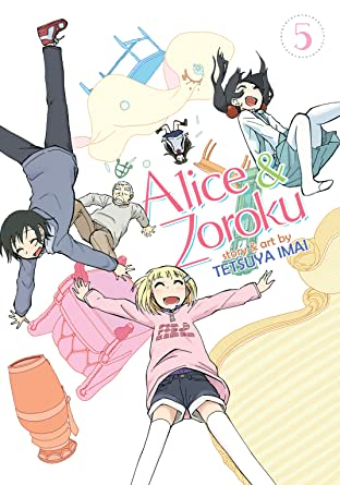 Alice & Zoroku Vol. 5