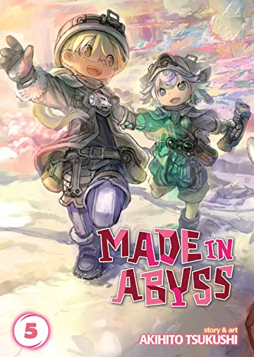 Made in Abyss Vol. 5