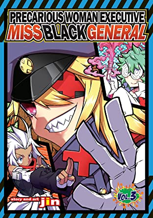 Precarious Woman Executive Miss Black General Vol. 3