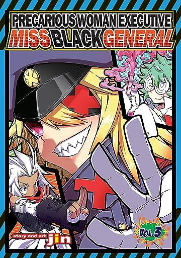 Precarious Woman Executive Miss Black General Vol. 3