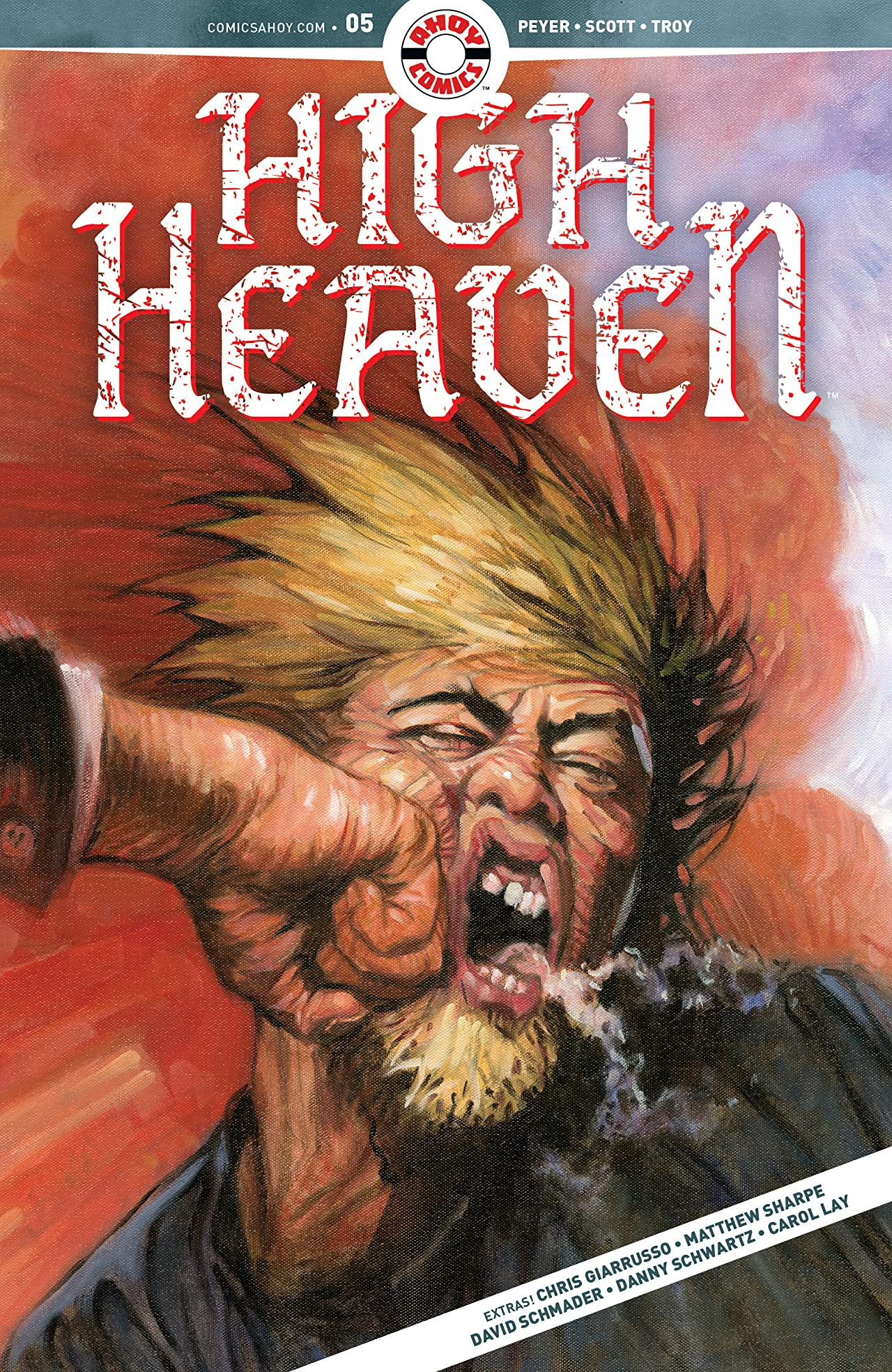High Heaven #5