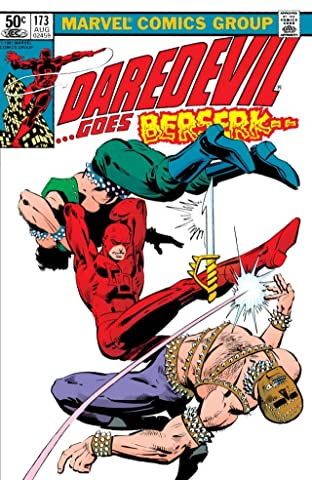 Daredevil (1964-1998) No.173