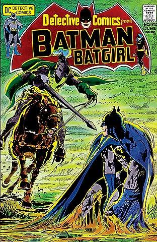 Detective Comics (1937-2011) No.412