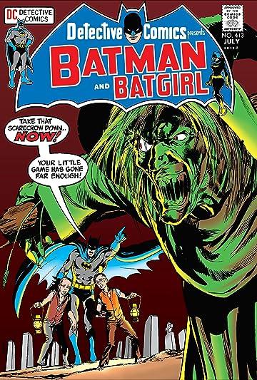 Detective Comics (1937-2011) #413