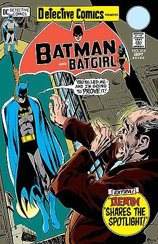 Detective Comics (1937-2011) No.415