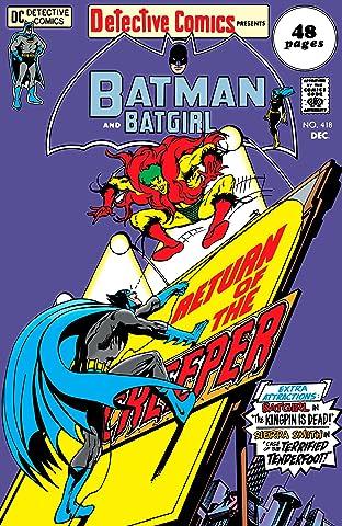 Detective Comics (1937-2011) #418
