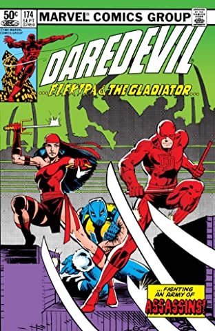 Daredevil (1964-1998) No.174