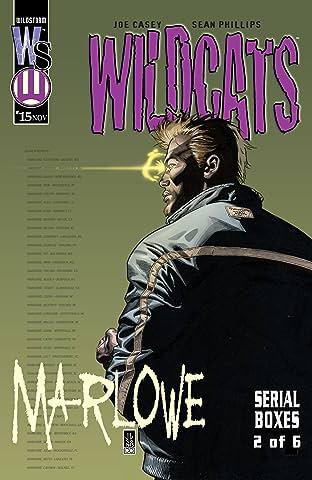 Wildcats (1999-2001) No.15