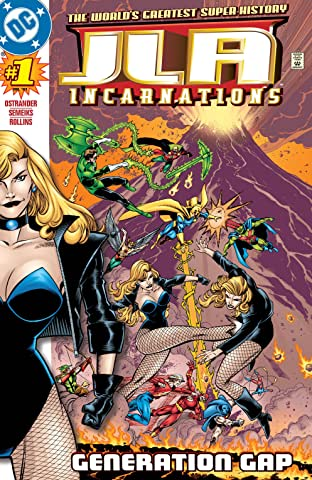JLA: Incarnations (2001-2002) #1