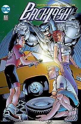Backlash (1994-1997) #23