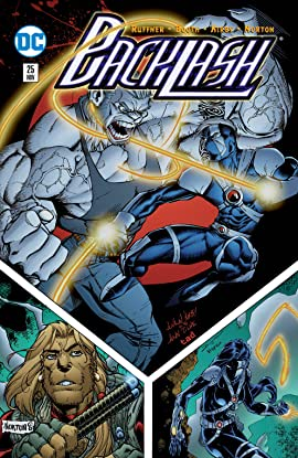 Backlash (1994-1997) #25