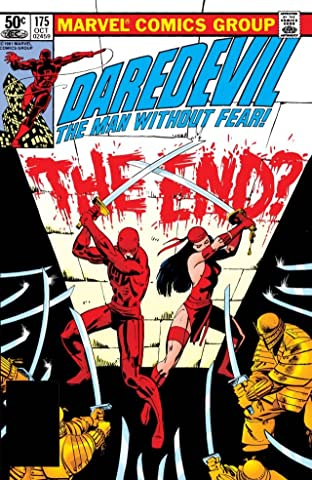 Daredevil (1964-1998) No.175