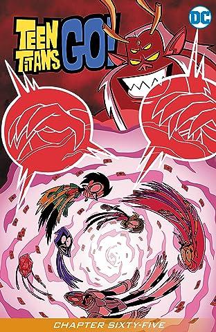 Teen Titans Go! (2013-) #65
