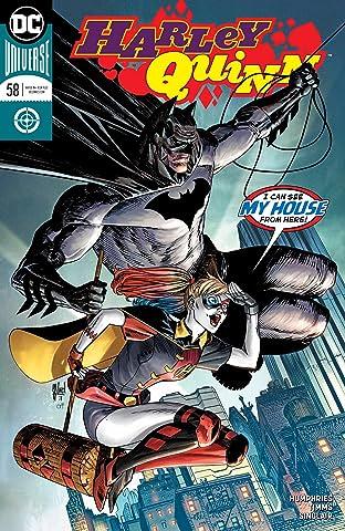 Harley Quinn (2016-) #58