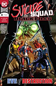 Suicide Squad Black Files (2018-) #4