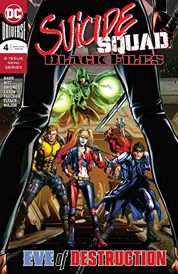 Suicide Squad Black Files (2018-2019) #4
