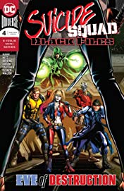 Suicide Squad Black Files (2018-) No.4