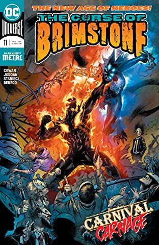 The Curse of Brimstone (2018-2019) #11