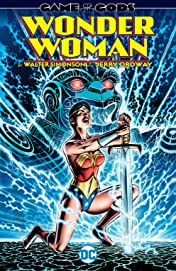 Wonder Woman by Walt Simonson & Jerry Ordway