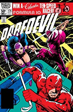 Daredevil (1964-1998) No.176