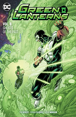 Green Lanterns (2016-) Tome 8: Ghosts of the Past