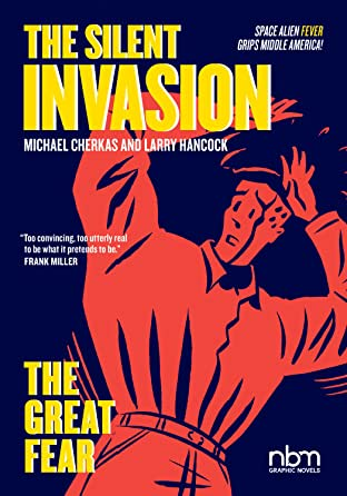 The Silent Invasion Vol. 2: The Great Fear