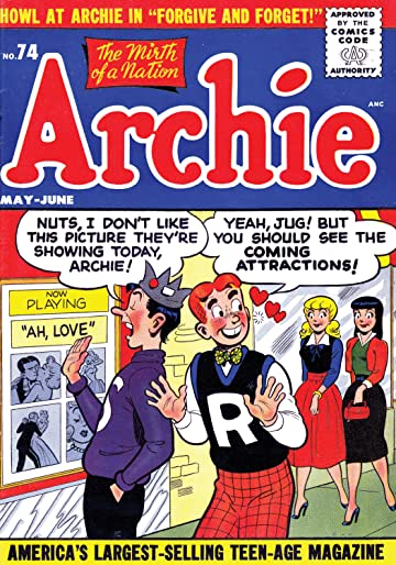 Archie No.74