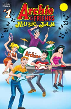 Archie & Friends: Music Jam #1