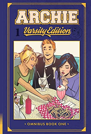 Archie (2015-) Vol. 1: Varsity Edition