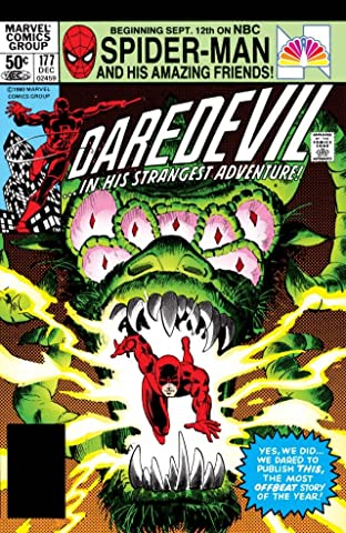 Daredevil (1964-1998) No.177