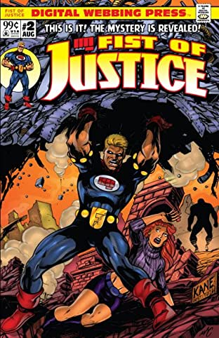 Fist of Justice #2