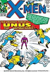 Uncanny X-Men (1963-2011) #8