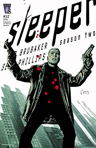 Sleeper: Season Two #12 (of 12)