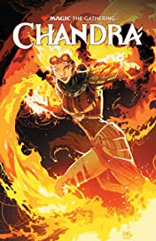 Magic: The Gathering — Chandra